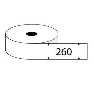 EN Label EN99010, 28 x 89 mm, 260 etiketten per rol