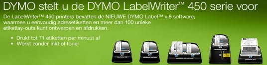 DYMO LabelWriters