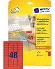 Avery L6038-20