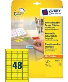 Avery L6041-20