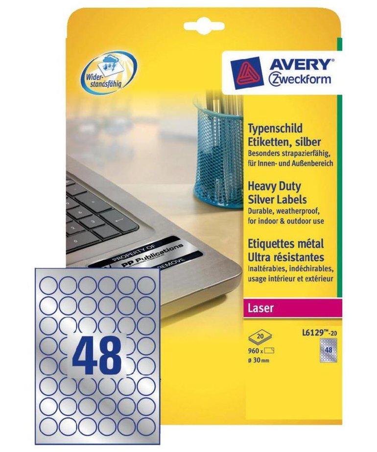 Avery L6129-20