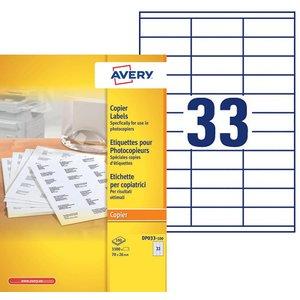 Avery DP033-100