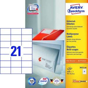 Avery 3652-200