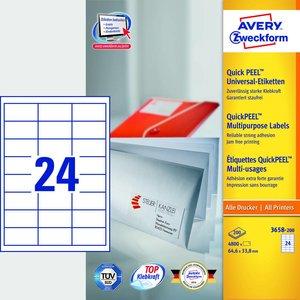 Avery 3658-200