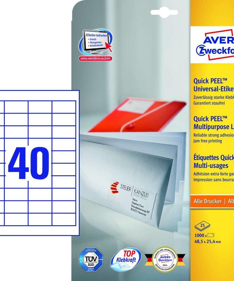 Avery 4780