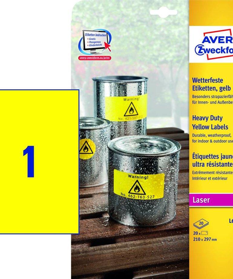 Avery L6111-20