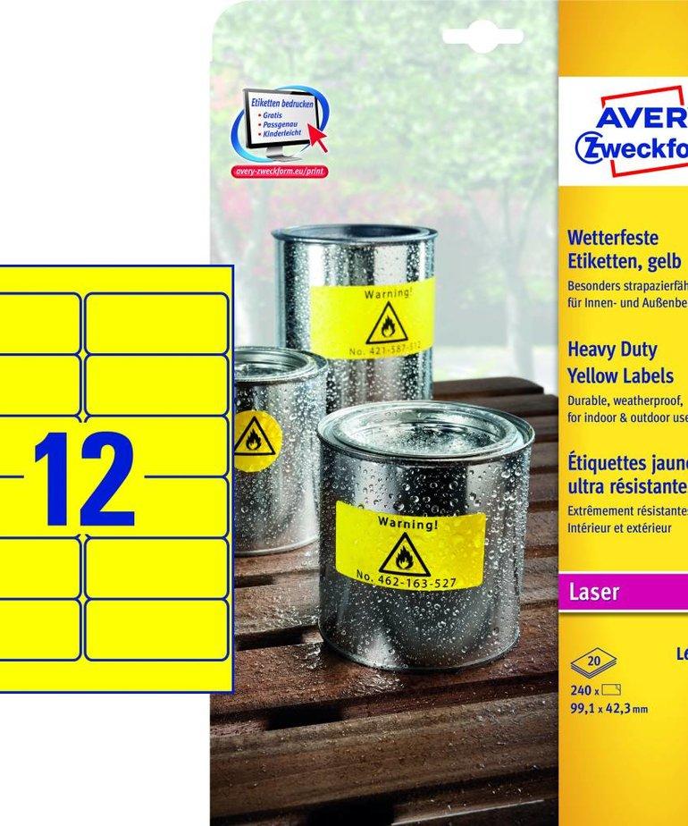 Avery L6107-20