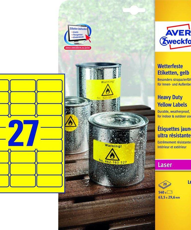 Avery L6105-20