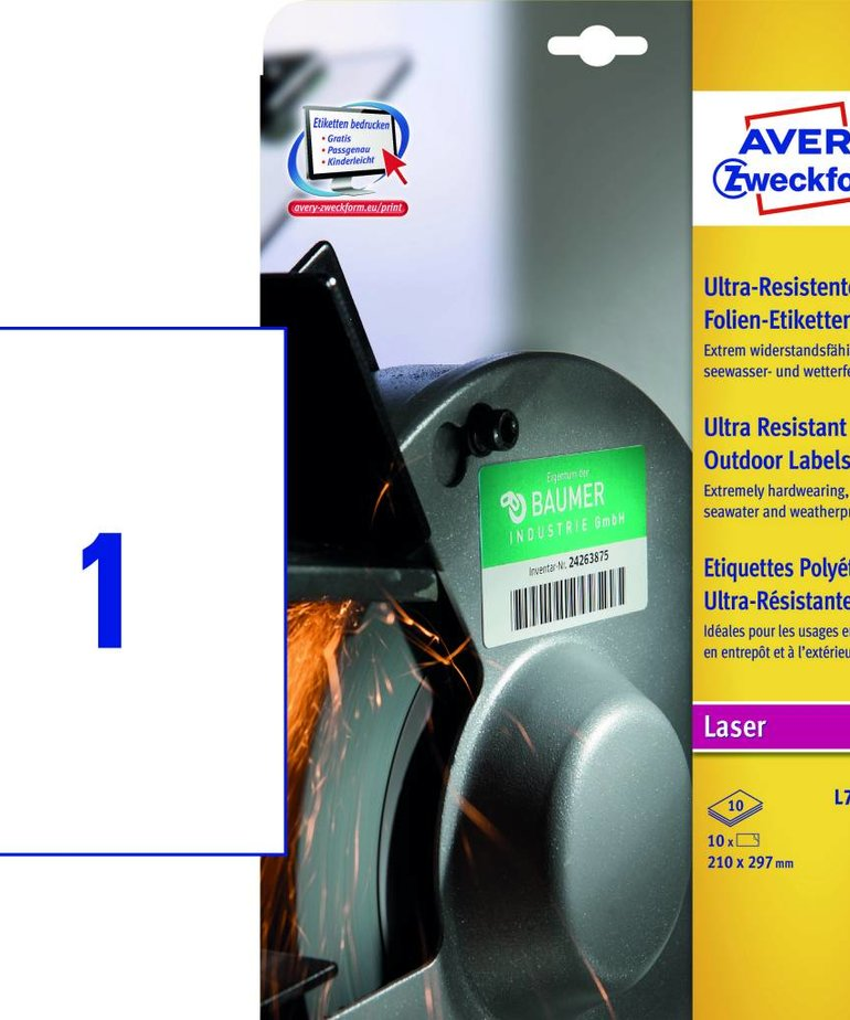 Avery L7917-10
