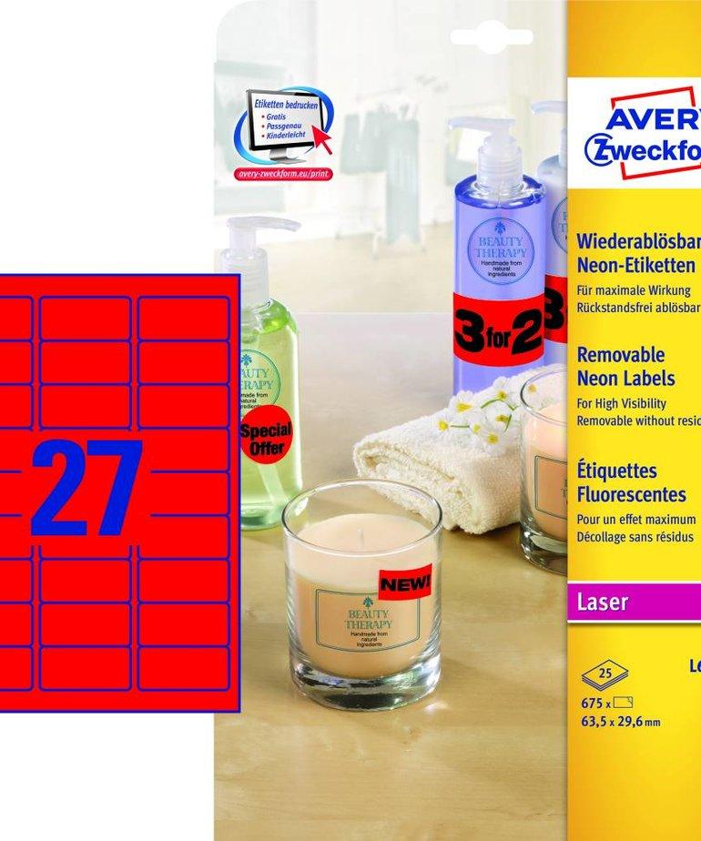 Avery L6003-25