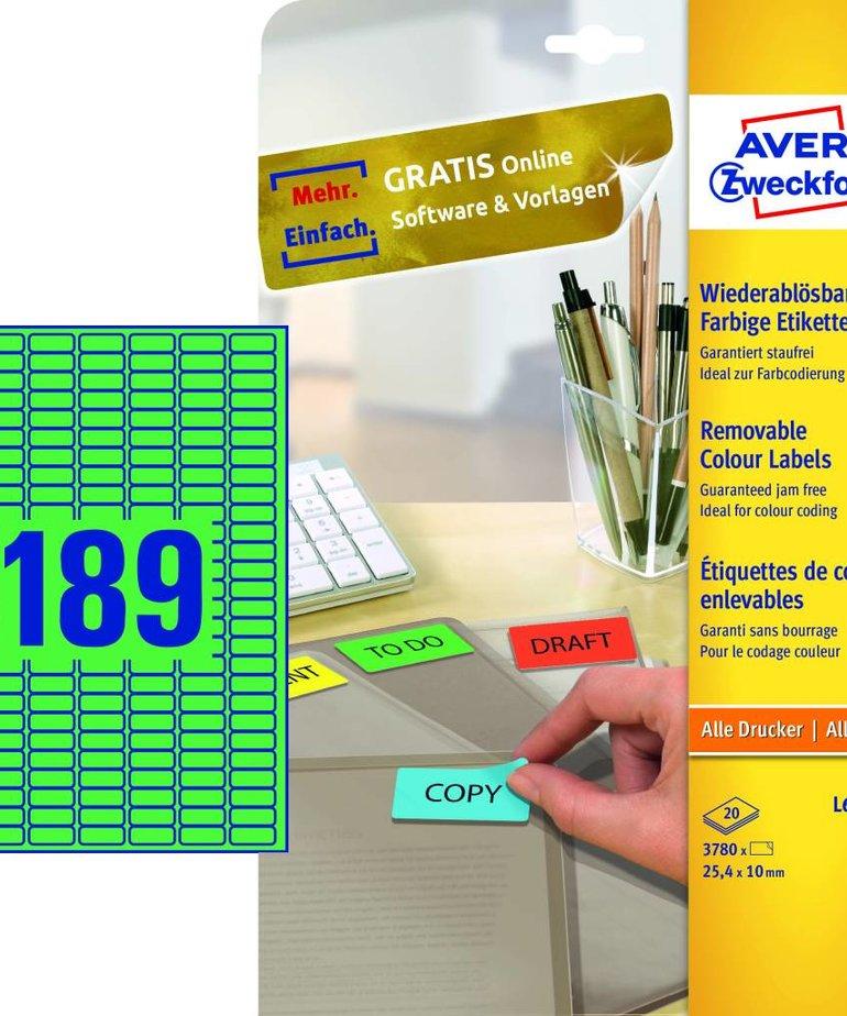 Avery L6049-20
