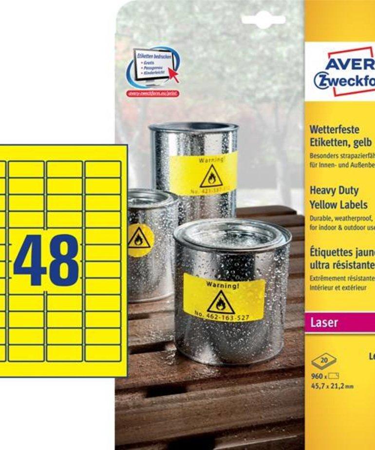 Avery L6103-20