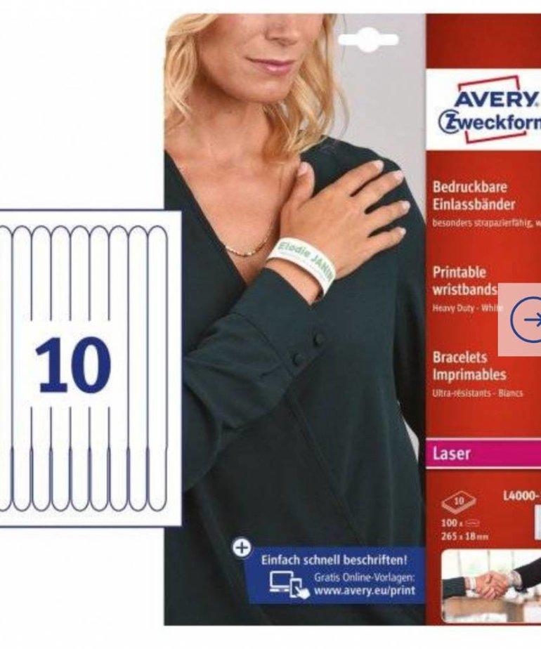 Avery L4000-10