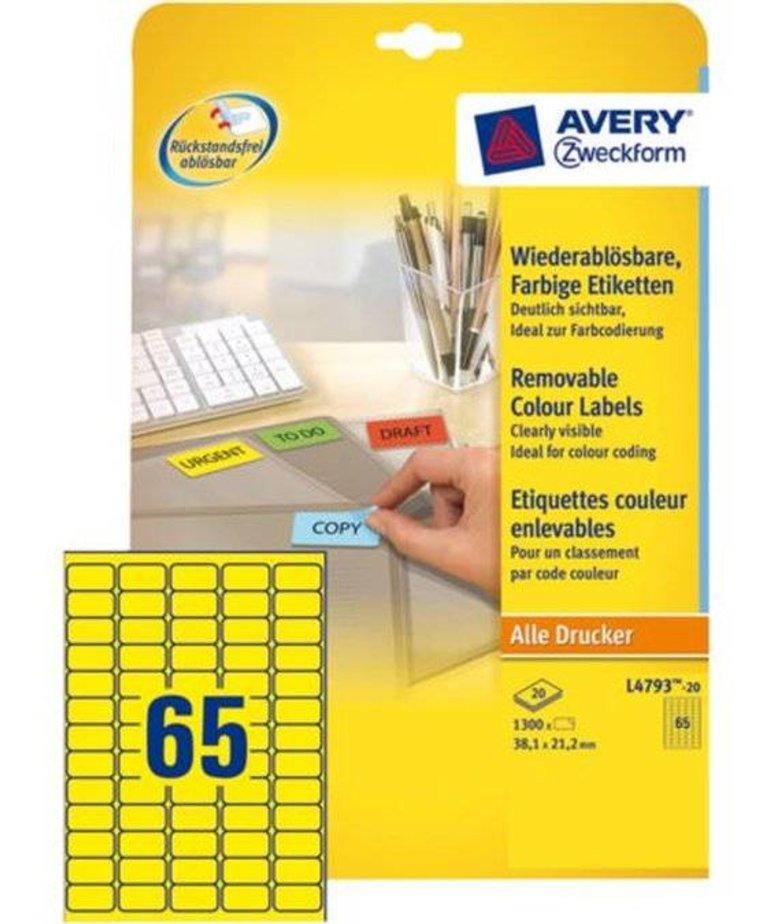 Avery Avery L4793-20