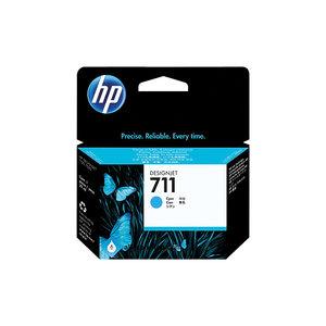 HP 711 inktcartridge cyan - 29ml (CZ130A)