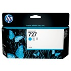 HP 727 inktcartridge cyan (B3P19A)