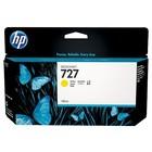 HP 727 inktcartridge yellow (B3P21A)