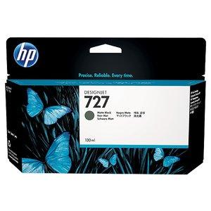 HP 727 inktcartridge matte black (B3P22A)