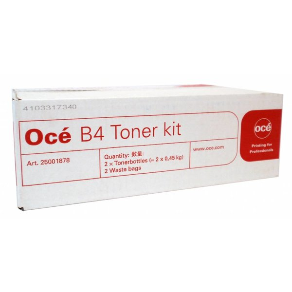 Océ toner kit B4 (25,001,878)