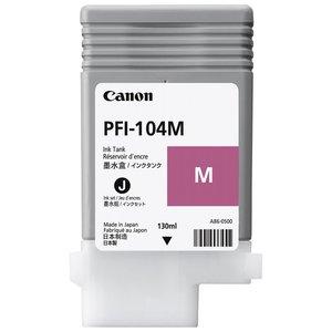 Canon inkttank magenta (PFI 104) 130ml