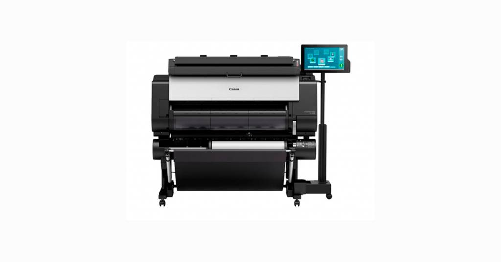 "Canon IPF TX-3000 36"" 5 COLOUR PIGMENT LARGE FORMAT PRINTER"