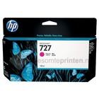 HP 727 inktcartridge magenta (B3P20A)