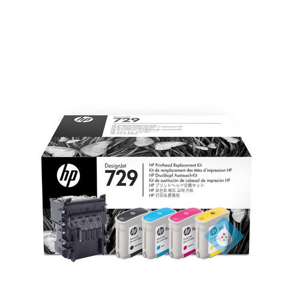 HP 729 printhead vervangingskit  (F9J81A)