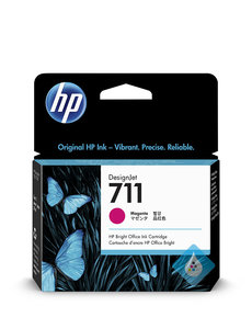 HP 711 inktcartridge