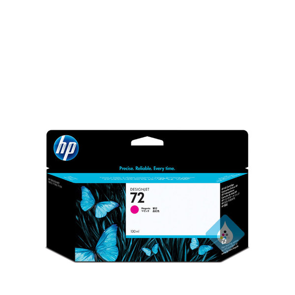 HP  72 ink cartridge 130ml