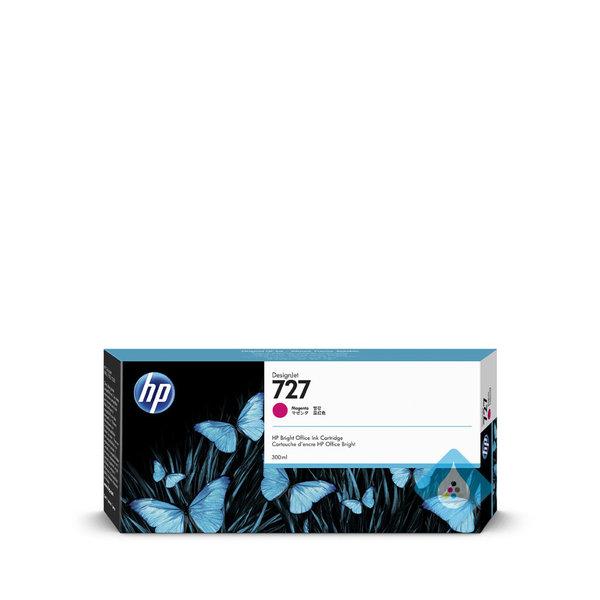 HP 727 inktcartridge (300ml)