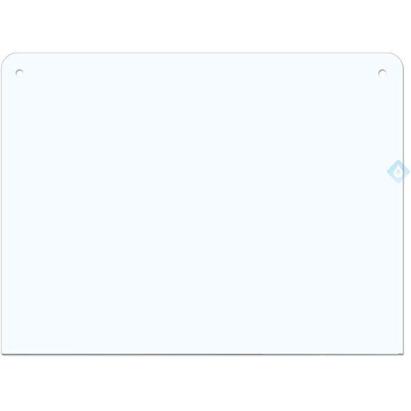 Plexiglass screen hanging