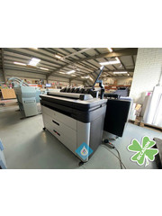HP DesignJet XL 3600 36 inch MFP with F40 online folder