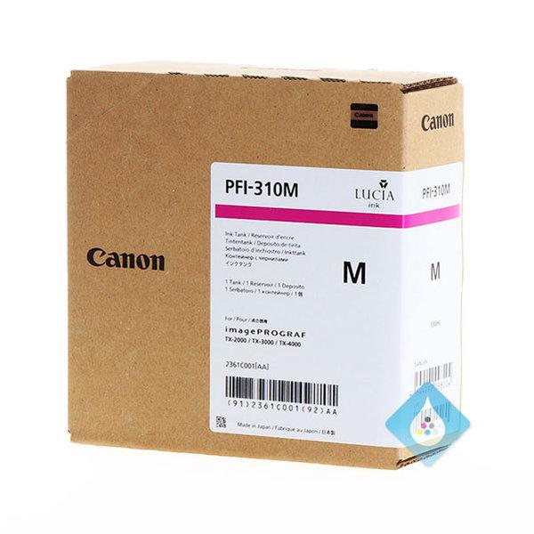 Canon PFI-310 inktcartridge (330 ml)