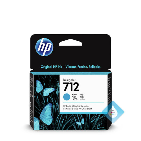 HP 712 inktcartridge