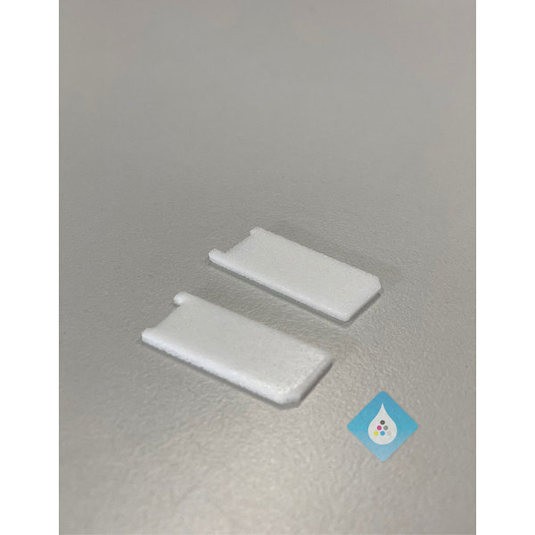 Cap absorbers (2 ps) - for the Canon iPF TM-300