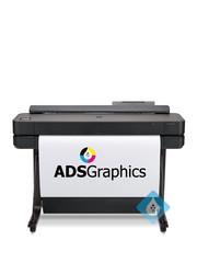 HP DesignJet T650 printer 36 inch