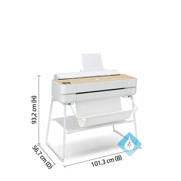 HP DesignJet Studio wood  / hout 24-inch