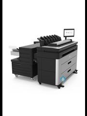 HP DesignJet XL 3600 36-inch MFP met F40 online vouwer