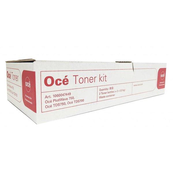 Océ toner kit TDS700 / 750 (1060047449)