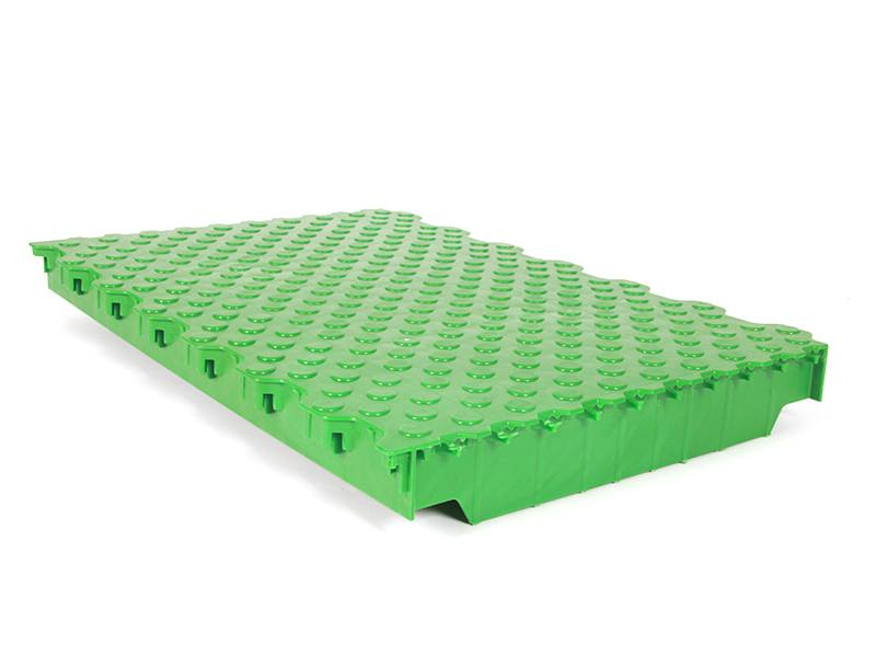 Poly Pro Piglet grate closed