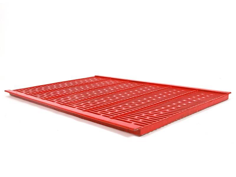 Pro Step 1000x635 mm mit Eckeauflage 5 mm erhöht