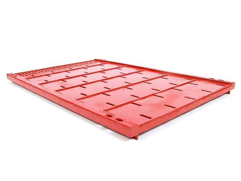 Pro Step 998x645 mm, 30 mm erhöht 90% geschlossen