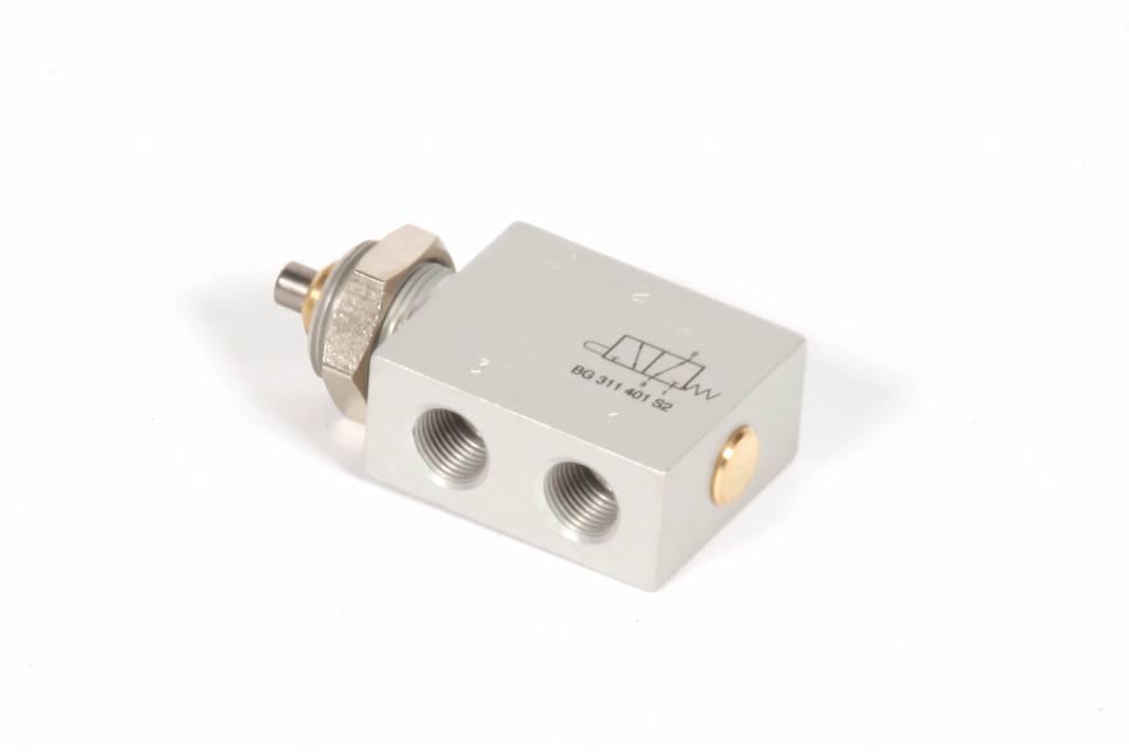 Vari Plus Pneumatisch ventiel VariPlus