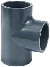 PVC T-Stück 20-16-20 mm