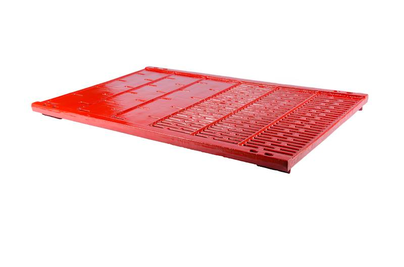 Pro Step 998x645 mm, 30 mm erhöht 50% geschlossen
