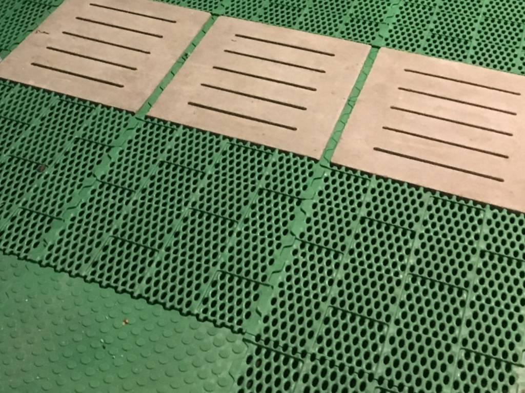Pro Step Pro Grip Afberkelrost 500x600 mm offen