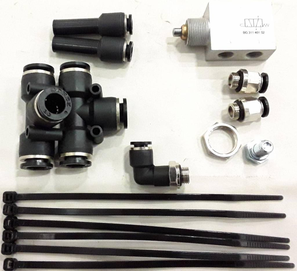 Vari Plus Zakjes lucht met pneumatisch ventiel Vari Plus