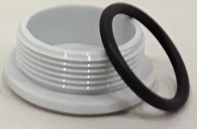 Cap small heating plate incl. Ring