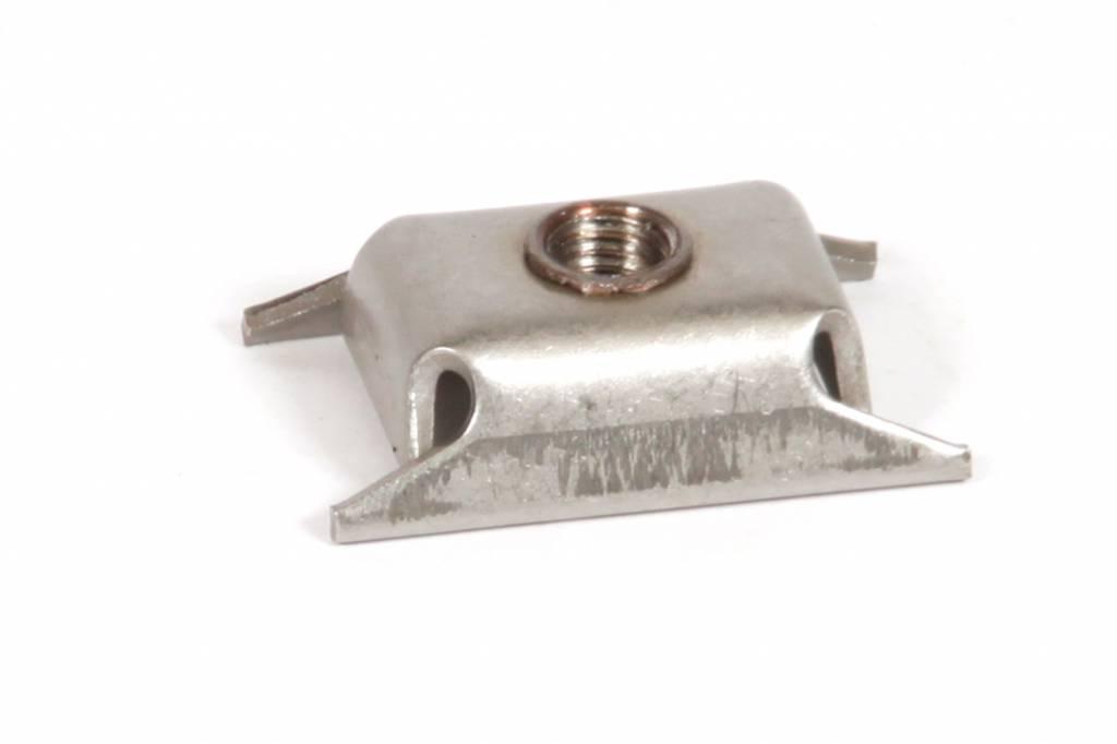 Trapezium-anker RVS M10 beton