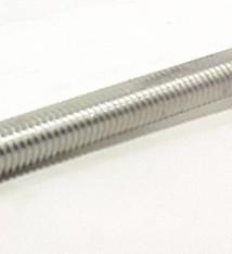 Sechskantbolzen Edelstahl M10x90 mit Verriegelung